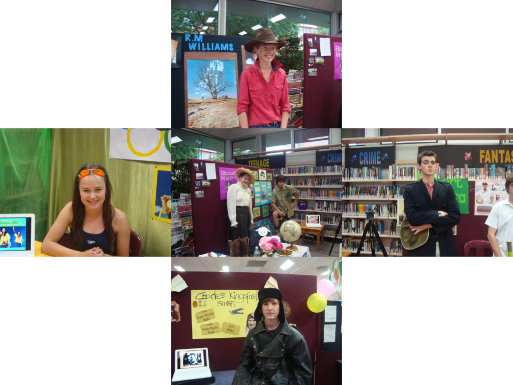 Picture: Galen Students Dress up as Australian Nobles