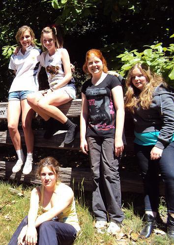 Picture: Galen Students Volunteering